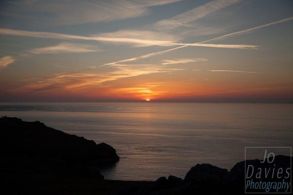Skomer Sunset