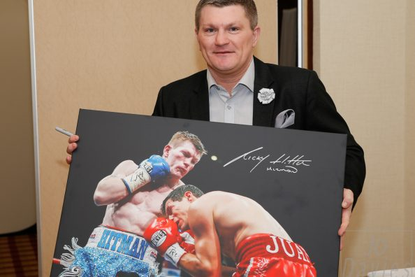 Events Room Dinner with Ricky Hatton